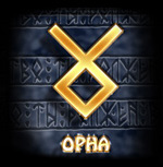 """Рунический строй """"ВЕДАРЬ"""" Runes6-5"""
